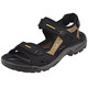 ECCO Offroad Sandals Men black